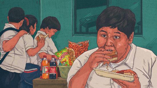 Obesidad en México.