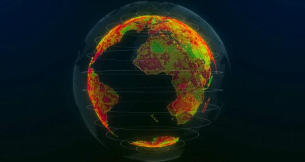 Economías y Calentamiento.