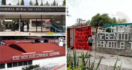 Escuelas Normales Rurales.