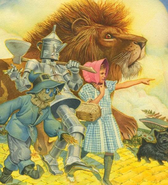 Quinteto de Oz.