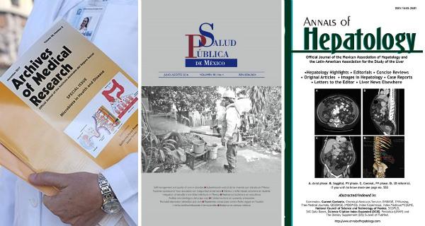 Revistas de Salud.