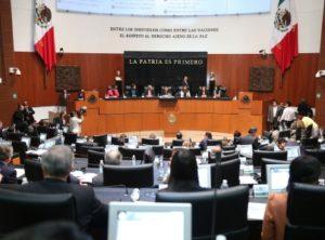 Cámara de Senadores en México