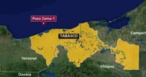 yacimiento de crudo Zama en México
