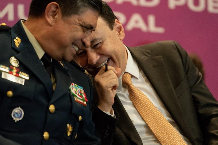 Cresencio Sandoval y Durazo