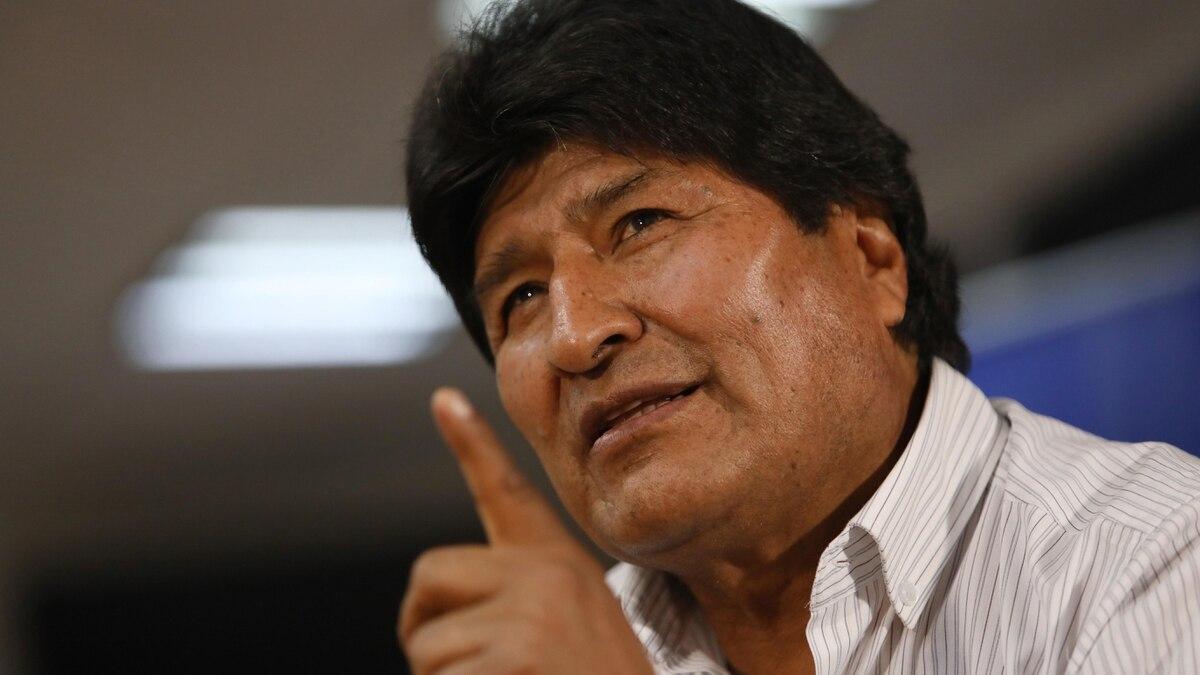 Entrevista de Evo Morales con la BBC desde México