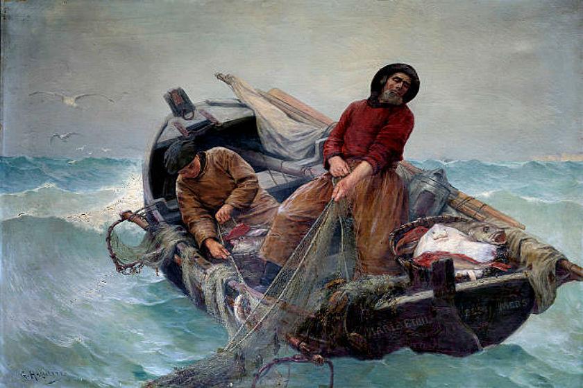 Pescador.