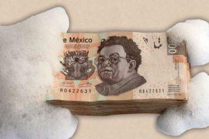 Lavado de dinero.