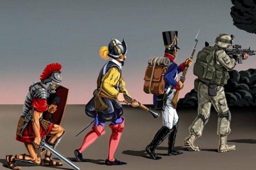 Guerras en la historia
