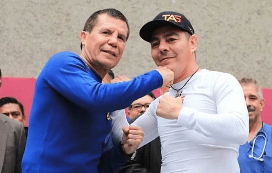Julio Cesar Chávez vs Jorge Travieso Arce