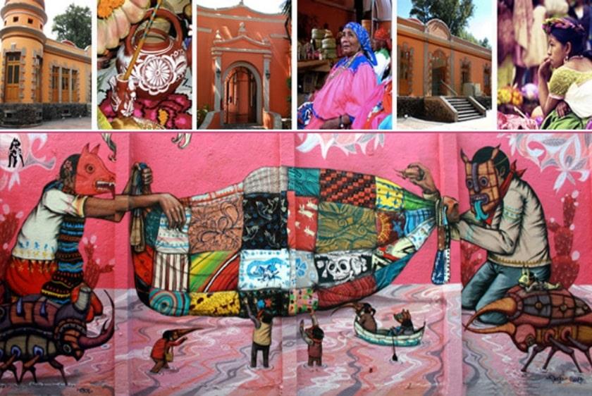 arte y cultura en México