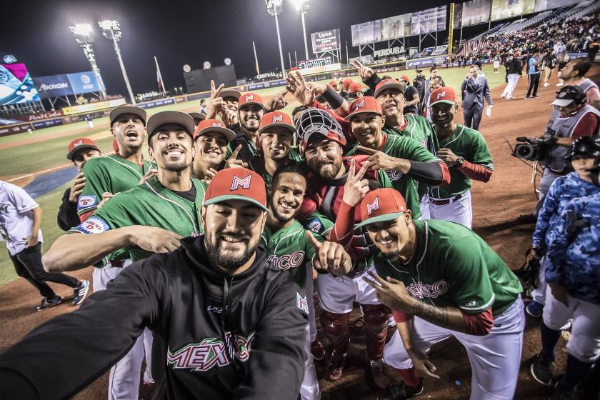 Selección mexicana de béisbol
