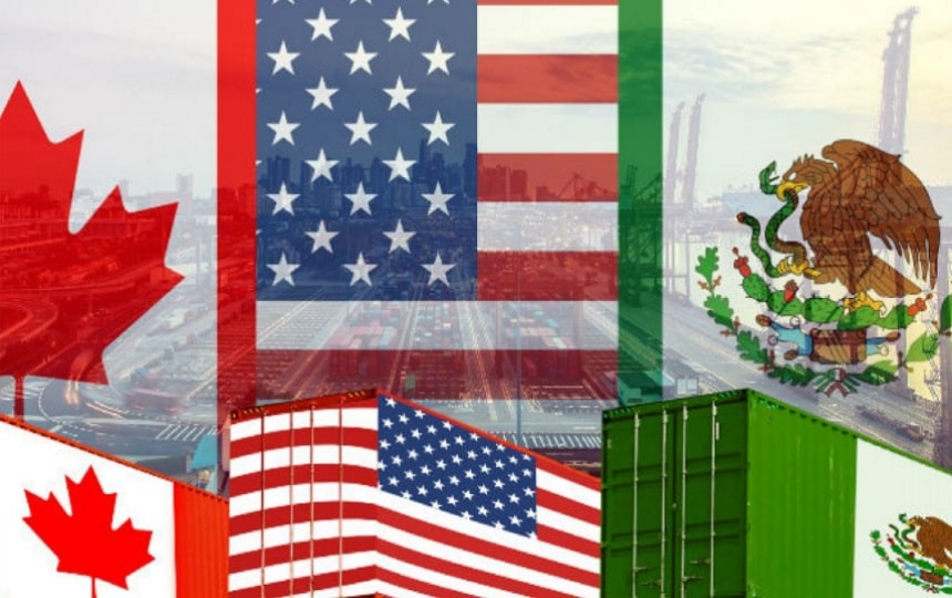 Tratado Comercial entre México, Estados Unidos y Canadá (T-MEC)