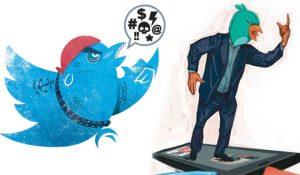 comentarios agresivos en redes sociales