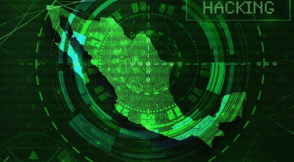Ataques cibernéticos en México
