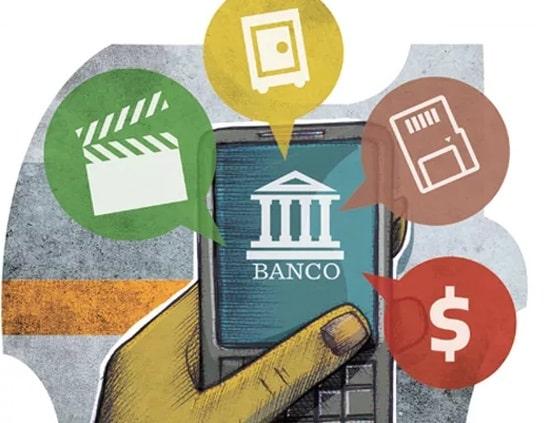 Banca digital.