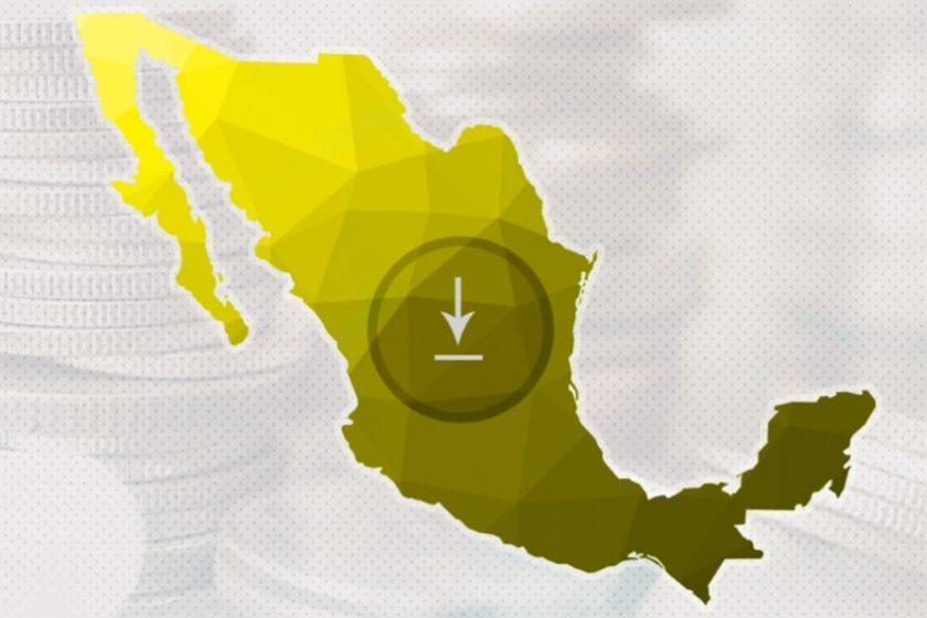 Crecimiento de actividad económica en México
