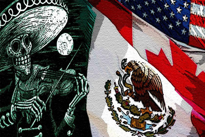 México en crisis.