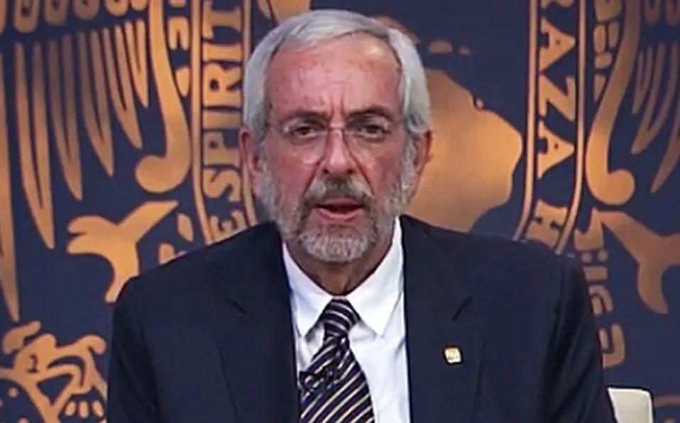 Enrique Graue, será rector de la UNAM hasta 2023