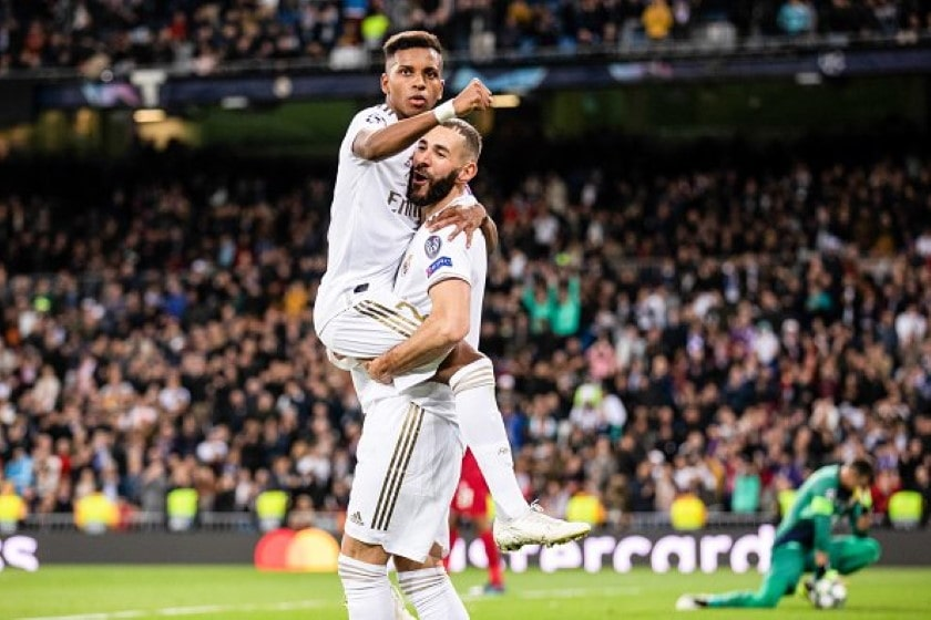 Rodrygo Goes_Benzema