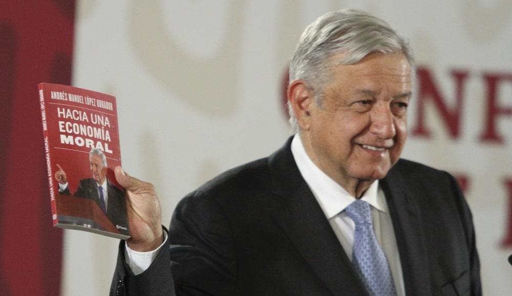 nuevo libro de Andrés Manuel Lopez Obrador
