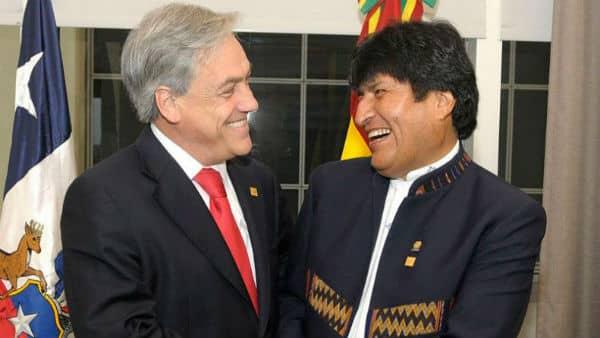 Piñera y Morales.
