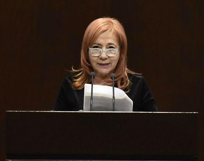 Rosario Piedra Ibarra.