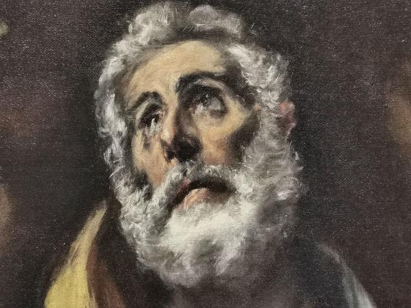 San Pedro, El Greco.