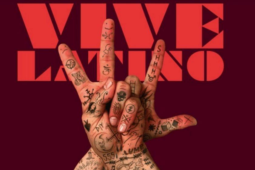 Vive Latino 2020 cartel oficial