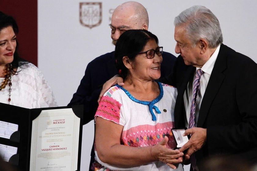 Premios Nacional de artes, ciencia y cultura