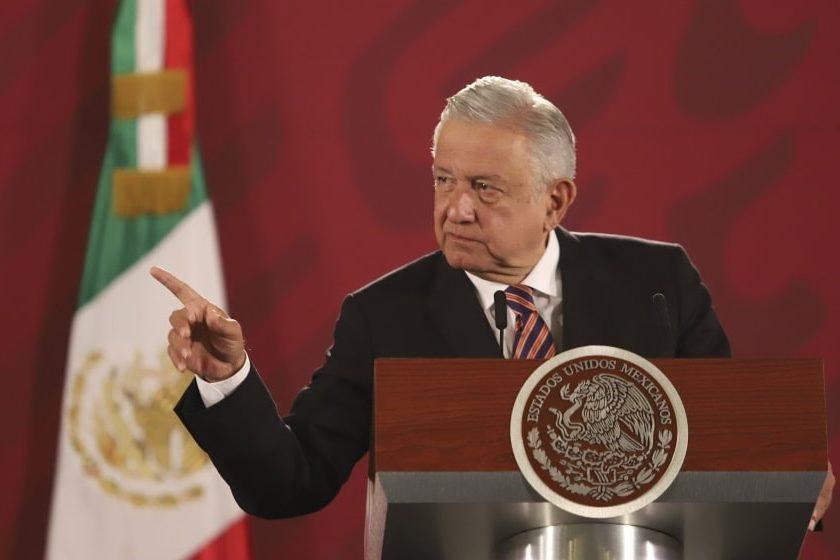 Andrés Manuel López Obrador habla sobre el T MEC