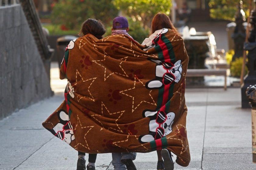 Advierten bajas temperaturas en México en temporada invernal