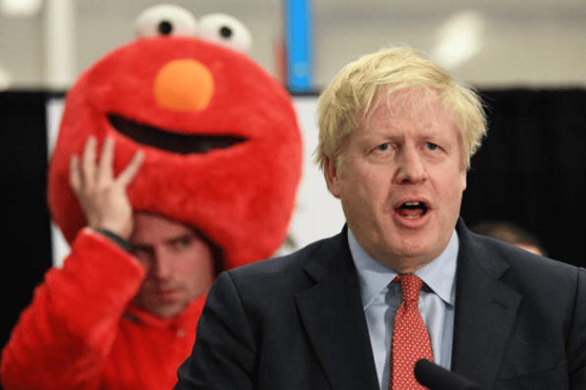 Boris Johnson ofrece discurso tras ganar las elecciones en Reino Unido