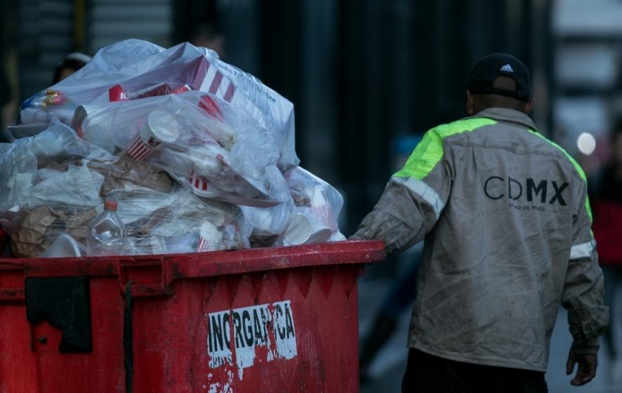 A partir de enero de 2020 queda prohibido el uso de bolsas de plástico en la CDMX.