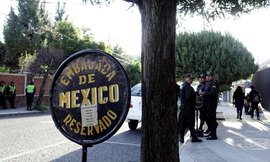 Conflicto diplomático entre México y Bolivia