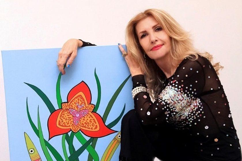Luciana Ciciaguerra en México pinturas arte y exposiciones