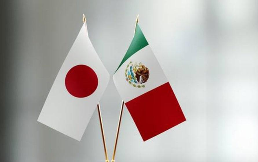 México y Japón relaciones comerciales