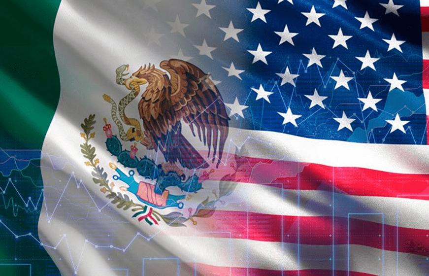 México y Estados Unidos comercio T-MEC agregados