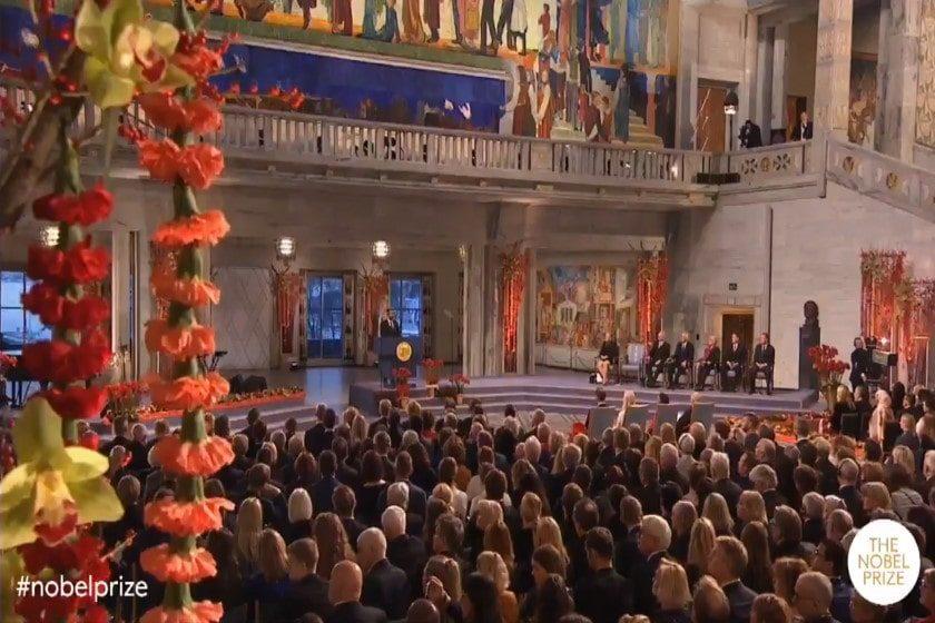 ceremonia_Nobel_2019