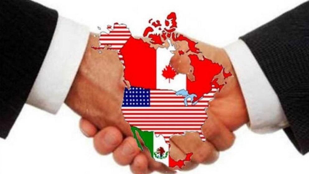 México, Estados Unidos y Canadá T-MEC que es acuerdo comercial