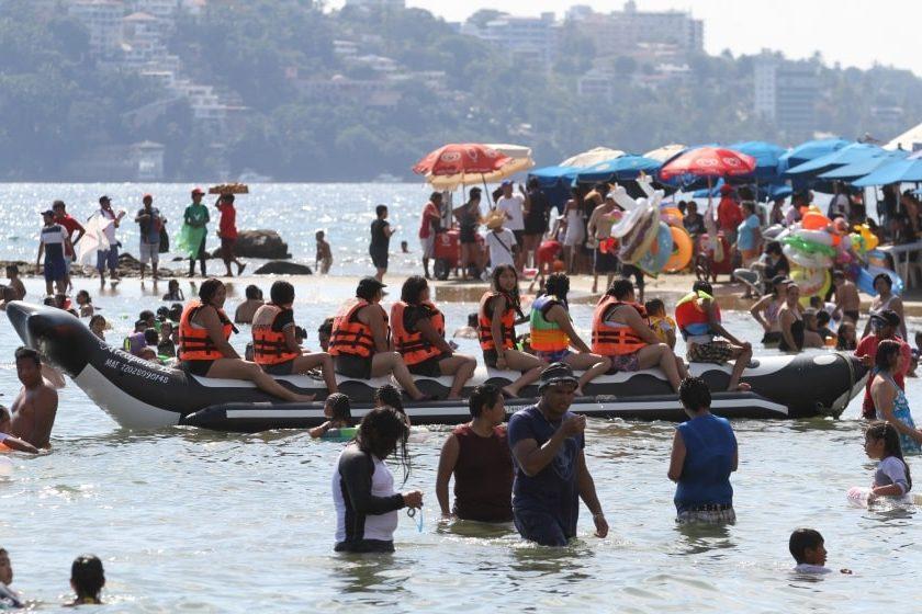 Vacaciones de fin de año en Acapulco