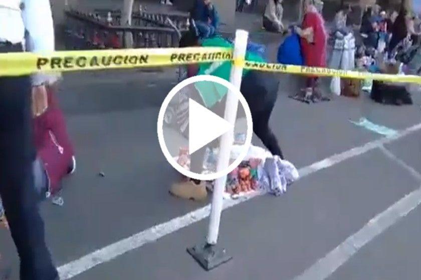 artesanos_Zócalo_agresión