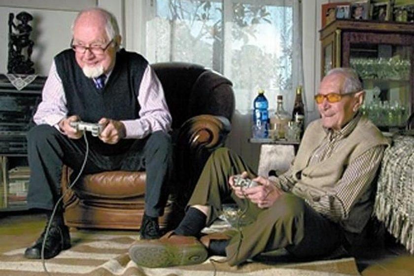 Videojuegos tratamiento alternativo para adultos mayores