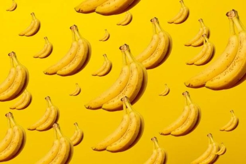 bananas y arte contemporaneo