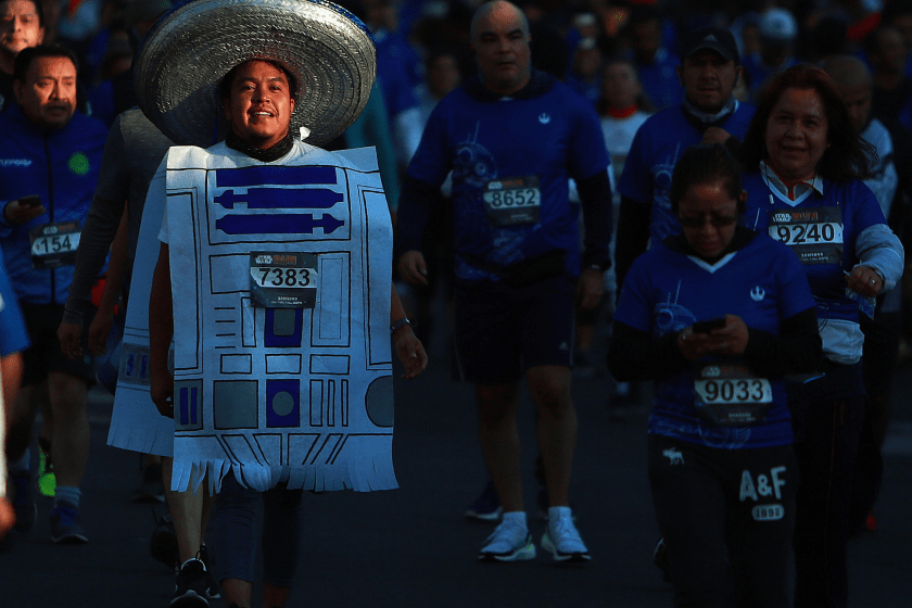 carrera Star Wars CDMX