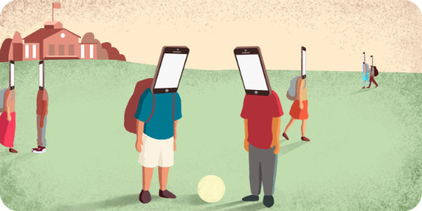 tecnologia y celulares.