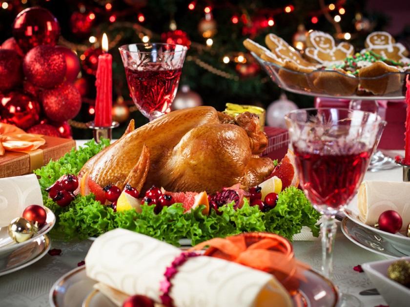 Cuanto se gasta en la cena de Navidad y Año Nuevo
