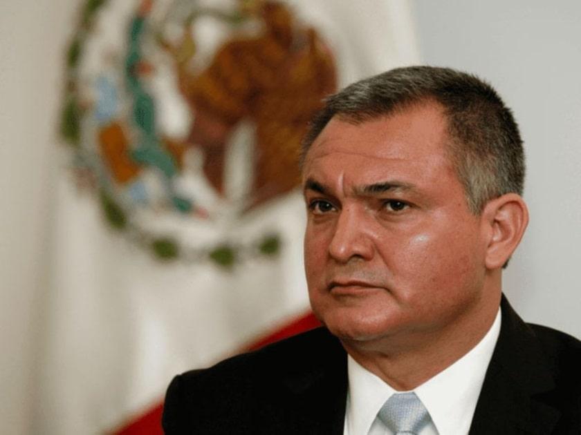 Genaro García Luna está preso