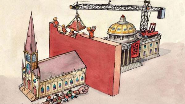 separacion iglesia y estado