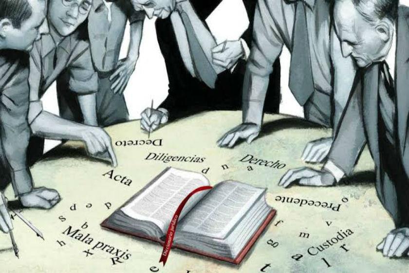 lenguaje y diccionario