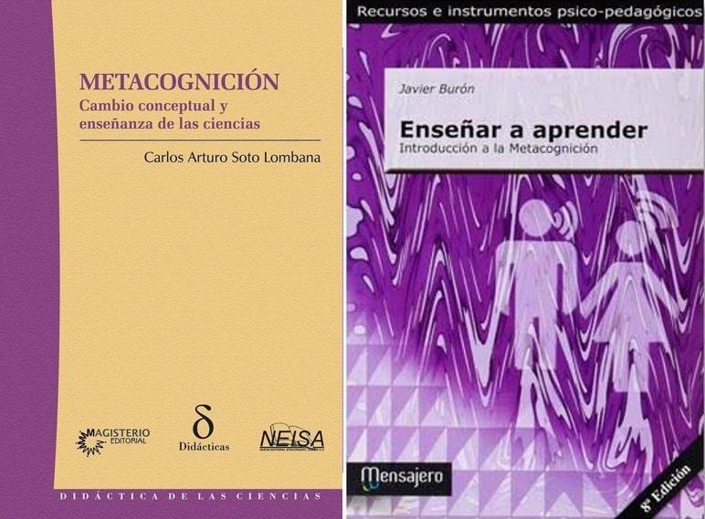 pedagogia y metacognicion
